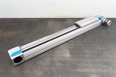 Festo Egc-80-450-tb-kf-10h-gq Belt Driven Linear Actuator Ball Bearing Guide