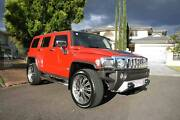 HUMMER H3 LUXURY SUPERCHARGER .AUTO 4X4 LOW KM.SERVICE HISTORY Sunnybank Brisbane South West Preview