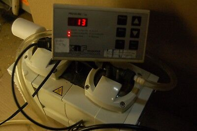 Buchi Vac V-500 Vacuum Pump Diaphragm V500 33 Mbar