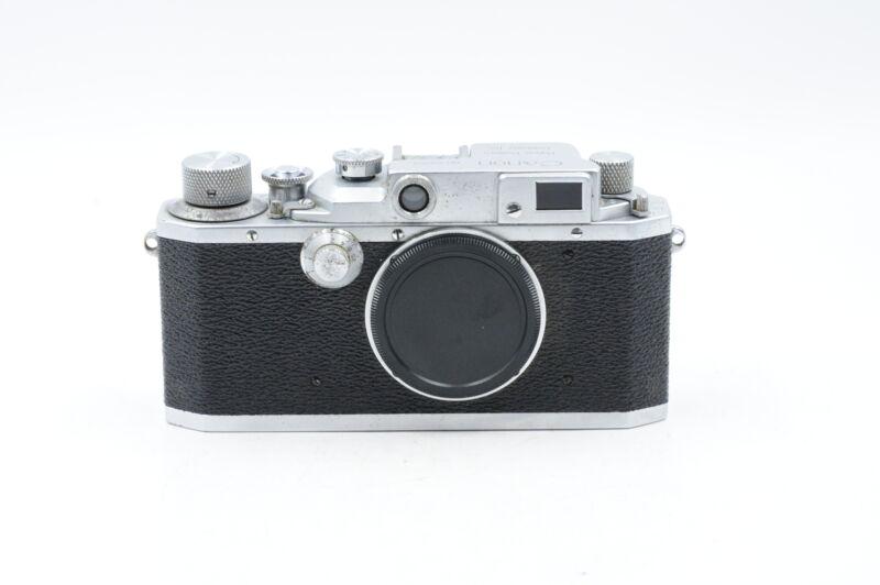 Canon III Rangefinder Film M39 LTM Camera Body #991