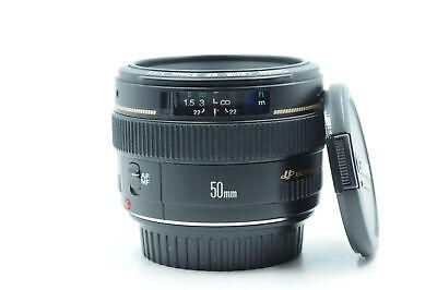 Canon EF 50mm f1.4 USM Lens 50/1.4                                          #605