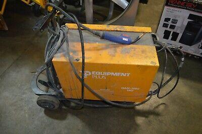 Equipment Plus Mig 140 Welder