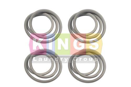 4 Pcs Quality Dryer Door Glass Gasket for Dexter 30Lb # 9206-164-009 Stack Dryer