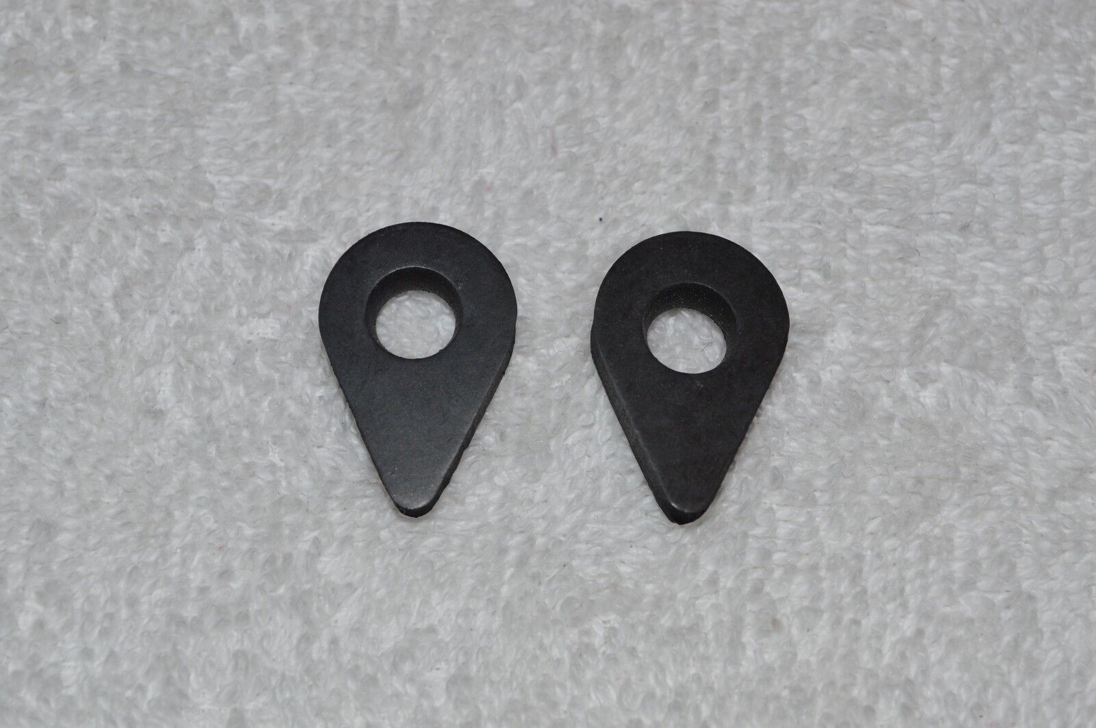MINELAB ~ EXCALIBUR ~ SD ~ GP ~ GPX ~ TEARDROP WASHERS ~ 1 PAIR ~ 2 TOTAL ~ NEW