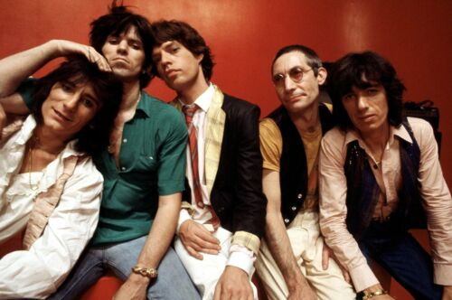 THE ROLLING STONES - MUSIC PHOTO #95