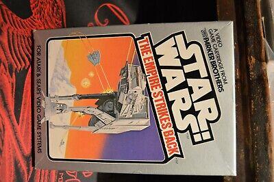 COMPLETE IN BOX ATARI 2600 star wars the empire strikes back W/ MANUAL!!