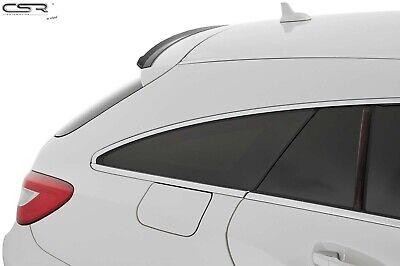 CSR Heckspoiler für Mercedes CLS X218 Shooting Brake Glossy schwarz Heckflügel A