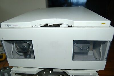 Hp Agilent 1100 Lc Hplc Binpump  G1312a Hewlett Packard Bin Pump