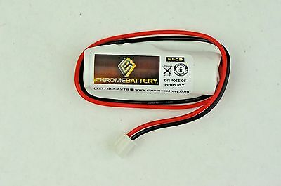 Emergency Exit Lighting Battery 1.2v 900mah Replaces Osi Batteries Osa268