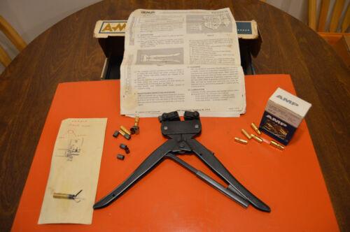 AMP 45707-2 Twin Standard Coaxicon Crimping Tool