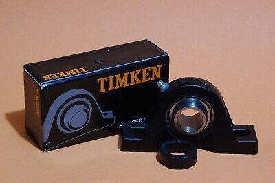 Timken Ras1 Pillow Block Bearing 2 Bolts 1 Inch Bore Self Locking Collar Nos