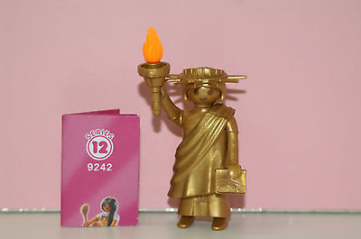 Playmobil 9242 Figures Girls Serie 12 Freiheitsstatue USA Lady Liberty