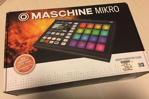 Maschine Mikro by Native Instruments