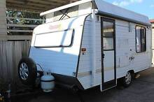 15FT ROADSTAR CARAVAN WITH HEAPS OF NEW GEAR Eagleby Logan Area Preview
