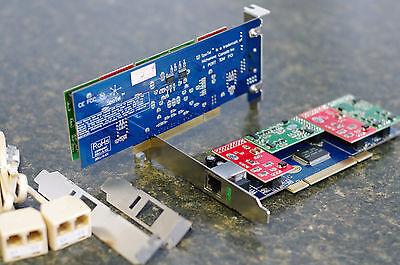 Echo Cancellation Socket Pci Elastix Trixbox Tdm400p Tdm410p Aex410 V2