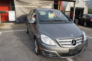 2011 Mercedes-Benz B-Class Turbo | LEATHER | POWER GROUP | AC |