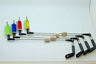 Einstellbare Swing (Super Bissanzeiger, Spulen-Swinger, Spulenhalter, Einstellbar, Karpfenangeln)