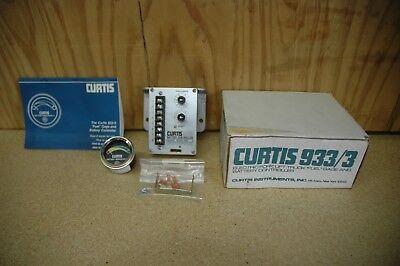 Curtis Electric Fork Lift Fuel Gauge Battery Controller Pn9333d