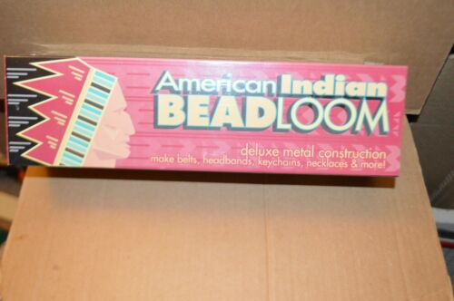 American Indian Bead Loom Kit Everything to Make Belts Headbands Necklaces &More