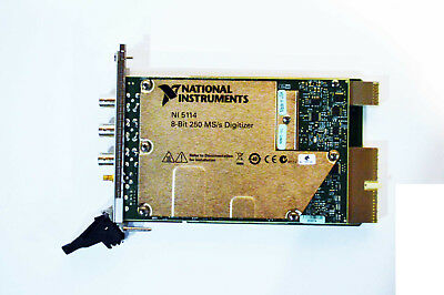 Usa National Instruments Ni Pxi-5114 Digitizer Card Ni Daq Scope 250mssec