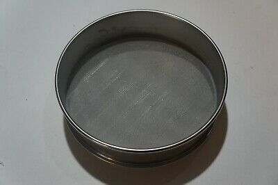Fisherbrand Standard Test Sieve 8 No30 New Stainless Steel