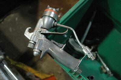 Graco Alpha Air Assisted Spray Gun. Air Fan Adjustable