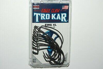 Choice of Sizes Lazer Trokar TK120 XL Bulk Pack MagWorm Hook