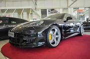 "Porsche Panamera Turbo S Techart Umbau 580 PS 22""Alu"
