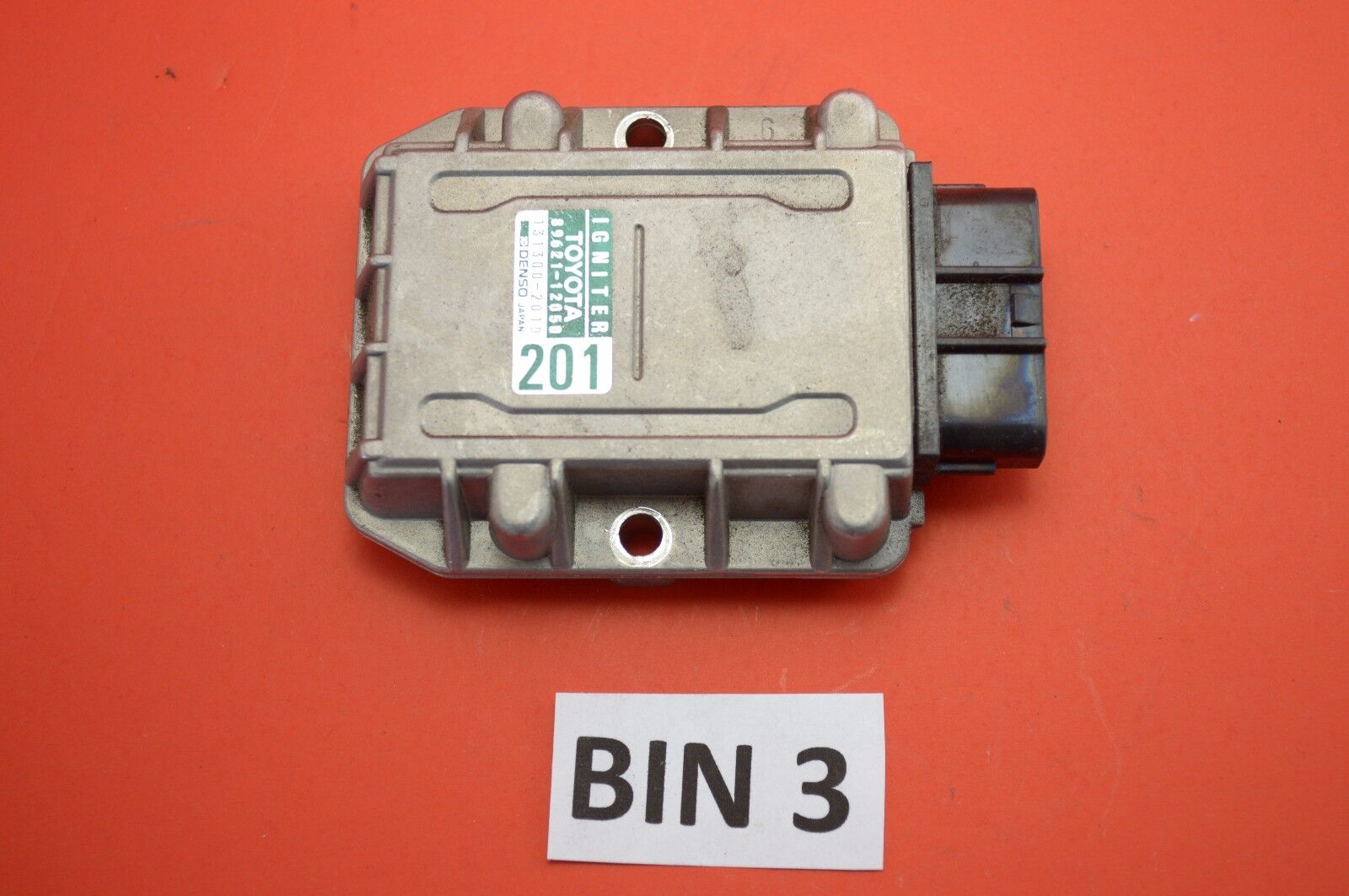 Used Toyota 4runner Electronic Ignition For Sale 1992 Switch Bin3 Igniter 1995 Pickup V6 30 89621 12050