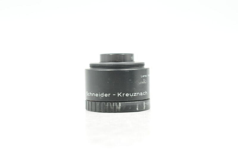 Schneider 50mm f2.8 Componon-S Enlarging Lens #368