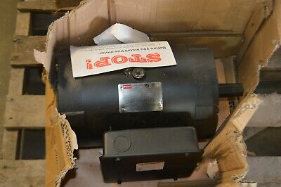 Dayton 6k757bc Air Aompressor Motor 5hp