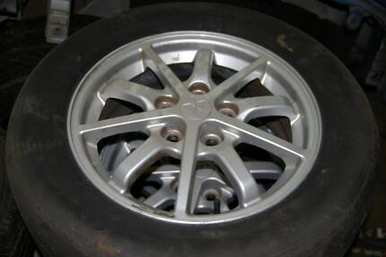 STD MAGNA RIMS- NEED TYRES- RIMS GREAT CONDITION- 215/60/R16 Osborne Park Stirling Area Preview