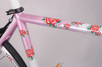 New Reynolds Pro Team 853 Tapered Seat Tube BX2185 Bicycle Frame Building