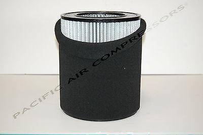 Afi-520-4004 Travini Pump Air Intake Filter Element Replacement Part