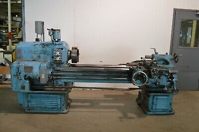 American Pacemaker 14 X 54 Gear Head Engine Lathe