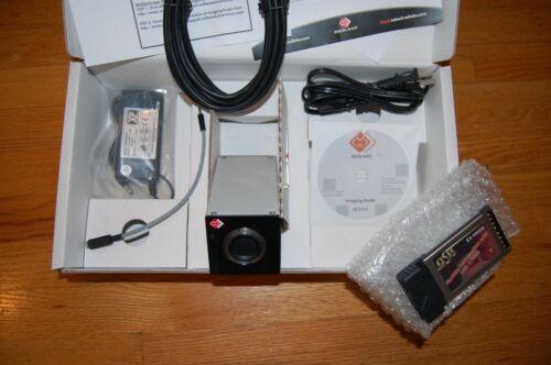 REDLAKE MotionScope M-1 Color High Speed Camera with original box