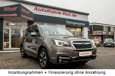 Subaru Forester 2.0 D Exclusive AHK