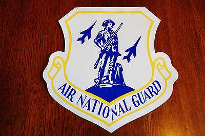 Наклейки и рисунки Air National Guard