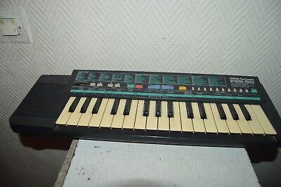 Teclado Electrónico Sintetizador Yamaha Porta Sound PSS-50 Piano Vintage segunda mano  Embacar hacia Spain