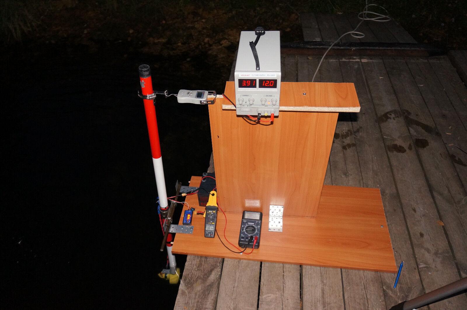 Kayak Thruster Motor