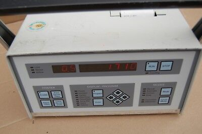 Met One Laser Particle Counter Model A2408 Portable Airborne Metone A 2408 Hach