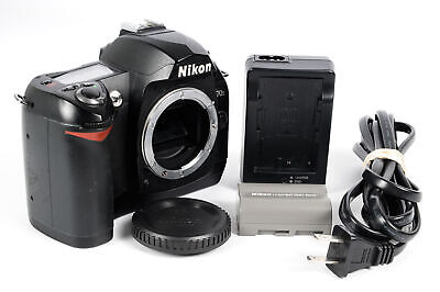 Nikon D70S 6.1 M/P Digital SLR Camera Body for sale  Shipping to Canada