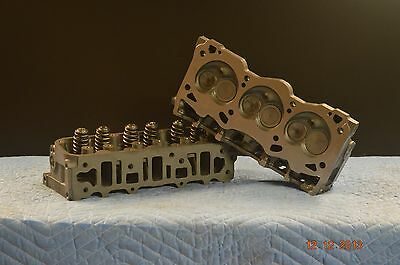 95 01 Buick Chevy Olds Non Supercharged V6 38L 231 134781 Cylinder Head Pair