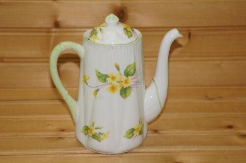 """Shelley Primrose Mini Coffee Pot, 5"""", 2-Cups"""