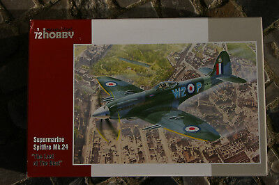 1:72 Special Hobby 100-SH72233 Supermarine Spitfire Mk.24