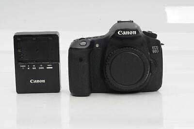 Canon EOS 60D 18MP Digital SLR Camera Body                                  #462