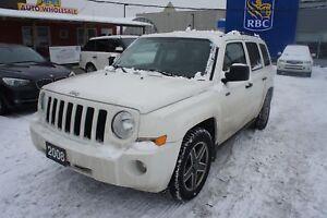 2008 Jeep Patriot Sport/North