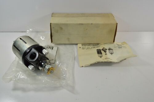 "Ingersoll Rand ARO 26351-020 Pneumatic Air Line Lubricator Filter Housing 1"" NPT"