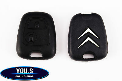 CITROEN XSARA PICASSO Spare 2 Keys Buttons Radio Remote Control Key case