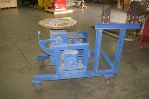 500 lb High Speed Positioner